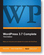 WordPress 3.7 Complete link to publisher site